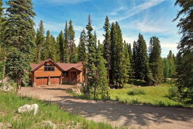 130 Spruce Creek Road, Breckenridge, CO 80424 (MLS #S1010239) :: Colorado Real Estate Summit County, LLC