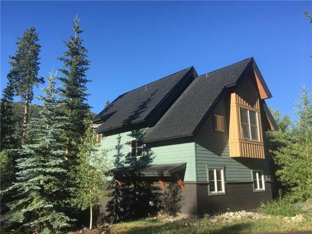 276 Alpen Rose Place #8721, Keystone, CO 80435 (MLS #S1010257) :: Resort Real Estate Experts