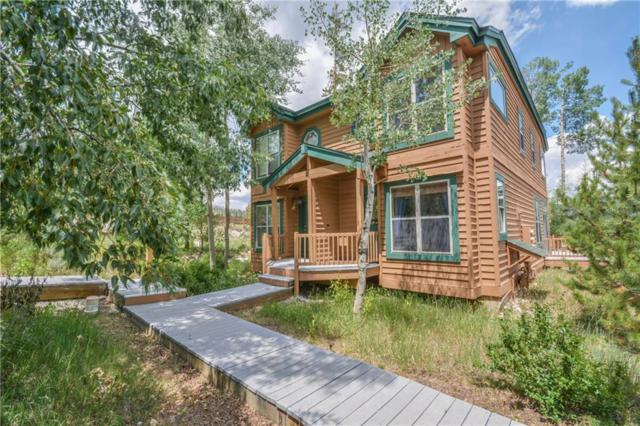 209 Saddle Ridge Drive #209, Silverthorne, CO 80498 (MLS #S1010320) :: Colorado Real Estate Summit County, LLC