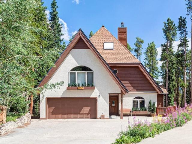 37 Timber Hill Drive, Breckenridge, CO 80424 (MLS #S1010335) :: Resort Real Estate Experts