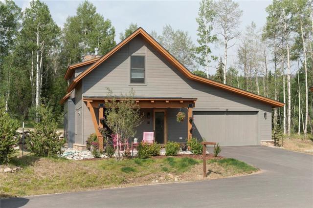 29 W Benjamin Way, Silverthorne, CO 80498 (MLS #S1010339) :: Colorado Real Estate Summit County, LLC