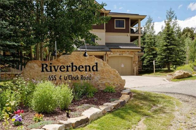 655 Four Oclock Road #208, Breckenridge, CO 80424 (MLS #S1010364) :: Resort Real Estate Experts