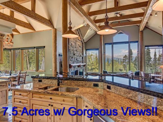 264 Little Sallie Barber Trail, Breckenridge, CO 80424 (MLS #S1010384) :: Resort Real Estate Experts