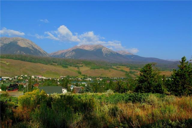 399 Hummingbird Circle, Silverthorne, CO 80498 (MLS #S1010390) :: Colorado Real Estate Summit County, LLC
