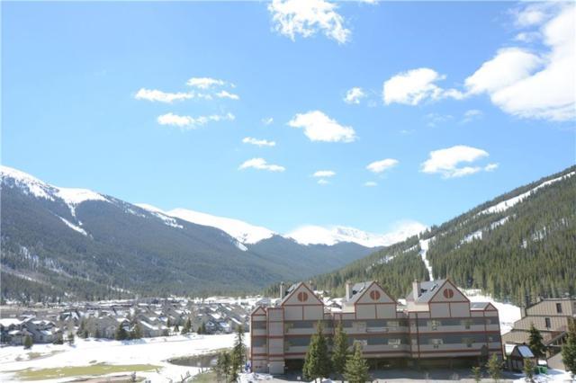 82 Wheeler Circle 315C-6, Copper Mountain, CO 80443 (MLS #S1010466) :: Colorado Real Estate Summit County, LLC