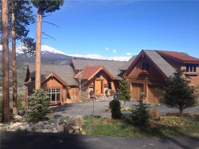 39 Timberwolf Trail, Silverthorne, CO 80498 (MLS #S1010476) :: Colorado Real Estate Summit County, LLC