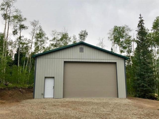 45 Gcr 161, Kremmling, CO 80459 (MLS #S1010508) :: Colorado Real Estate Summit County, LLC