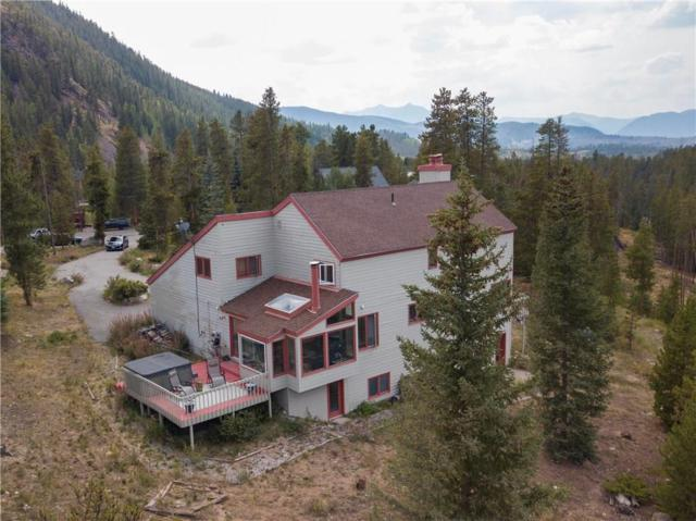 93 Last Chance Lane, Keystone, CO 80435 (MLS #S1010618) :: Colorado Real Estate Summit County, LLC