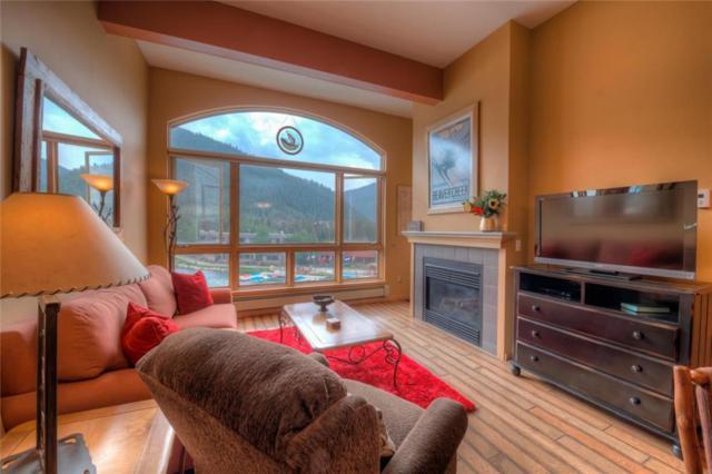 22174 Us Hwy 6 #1544, Keystone, CO 80435 (MLS #S1010625) :: Colorado Real Estate Summit County, LLC