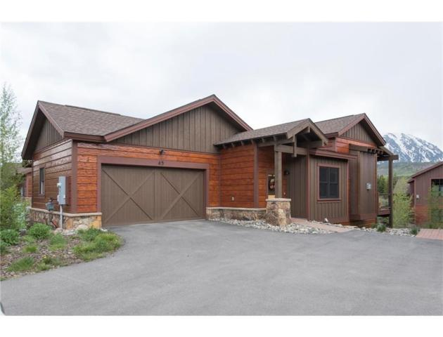 45 Fly Line Drive, Silverthorne, CO 80498 (MLS #S1010629) :: Colorado Real Estate Summit County, LLC