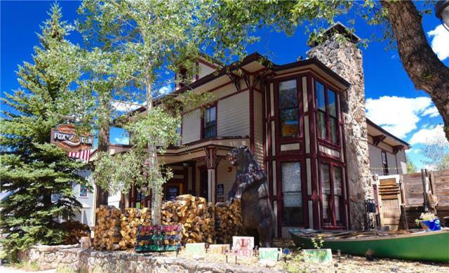206 N Ridge Street N N/A, Breckenridge, CO 80424 (MLS #S1010632) :: Resort Real Estate Experts
