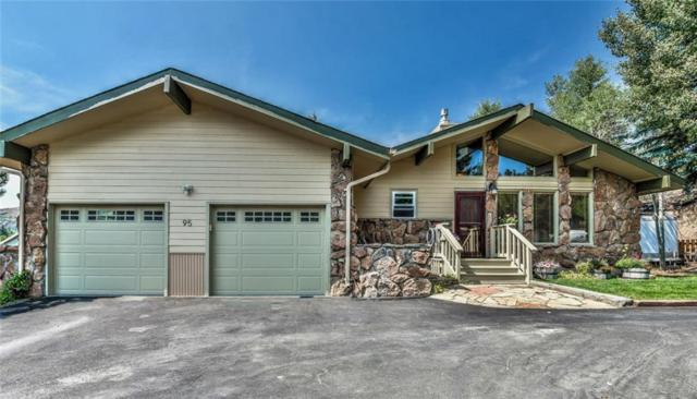 95 Cottonwood Drive, Dillon, CO 80435 (MLS #S1010648) :: Colorado Real Estate Summit County, LLC