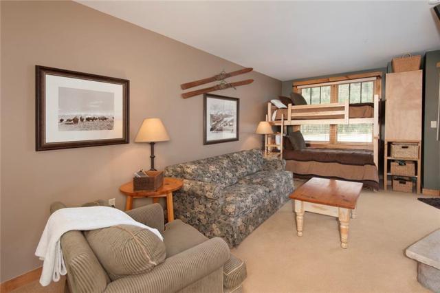100 Dercum Square #8390, Keystone, CO 80435 (MLS #S1010730) :: Colorado Real Estate Summit County, LLC