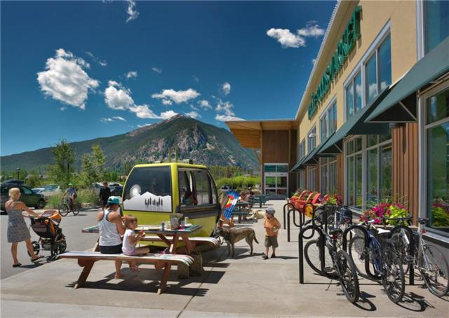100 Basecamp Way #103, Frisco, CO 80443 (MLS #S1010735) :: Resort Real Estate Experts