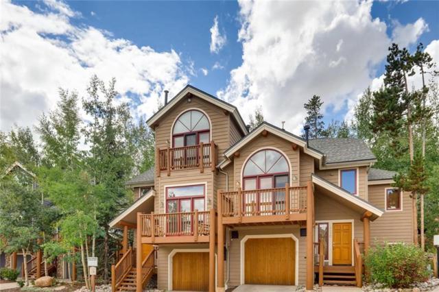 422 Kings Crown Road #5, Breckenridge, CO 80424 (MLS #S1010763) :: Colorado Real Estate Summit County, LLC