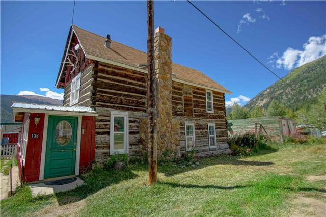 138 Lang Street, Twin Lakes, CO 81251 (MLS #S1010811) :: Resort Real Estate Experts