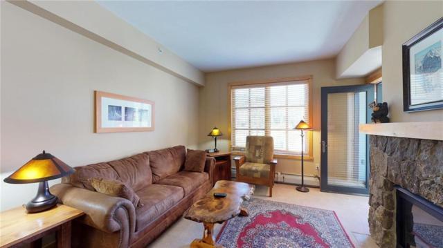 910 Copper Road #317, Copper Mountain, CO 80443 (MLS #S1010833) :: Colorado Real Estate Summit County, LLC