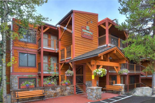 805 Columbine Road #204, Breckenridge, CO 80424 (MLS #S1010841) :: Resort Real Estate Experts