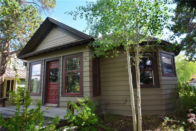 108 N Ridge Street N N/A, Breckenridge, CO 80424 (MLS #S1010846) :: Resort Real Estate Experts