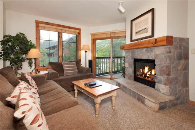 150 Dercum Square #8500, Keystone, CO 80435 (MLS #S1010925) :: Colorado Real Estate Summit County, LLC