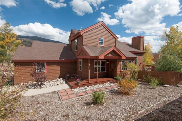 1658 N Chipmunk Lane N, Silverthorne, CO 80498 (MLS #S1010926) :: Colorado Real Estate Summit County, LLC