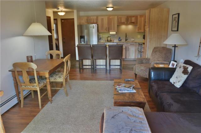 1043 Straight Creek Drive #204, Dillon, CO 80435 (MLS #S1010938) :: Colorado Real Estate Summit County, LLC
