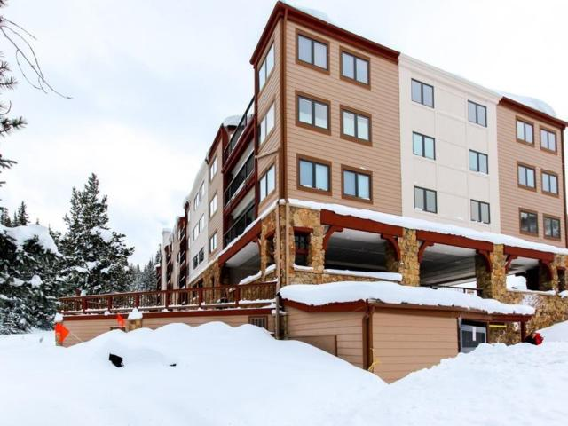 57 Copper Circle #305, Copper Mountain, CO 80443 (MLS #S1010939) :: Resort Real Estate Experts