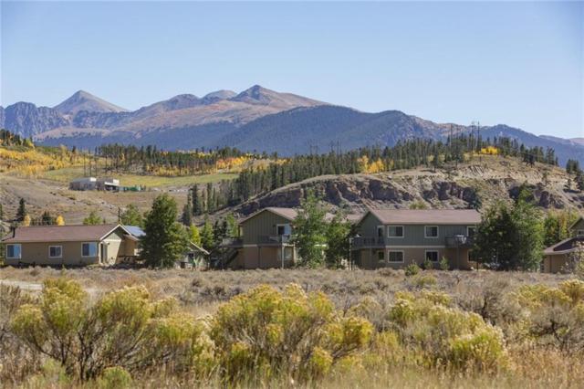 0066 Glen Cove Drive #66, Dillon, CO 80435 (MLS #S1010944) :: Resort Real Estate Experts