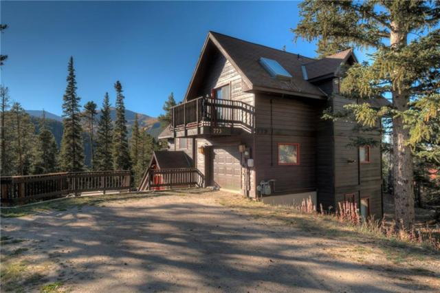 773 Range Road, Breckenridge, CO 80424 (MLS #S1010976) :: Resort Real Estate Experts