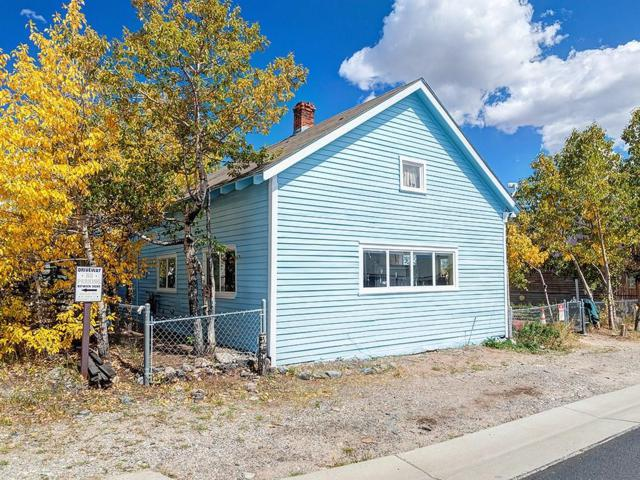 610 Front Street, Fairplay, CO 80440 (MLS #S1010984) :: Colorado Real Estate Summit County, LLC