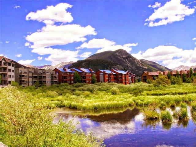72 Oro Grande Drive #212, Keystone, CO 80435 (MLS #S1010991) :: Colorado Real Estate Summit County, LLC