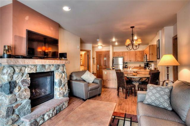 135 Dercum Drive #8583, Keystone, CO 80435 (MLS #S1011034) :: Colorado Real Estate Summit County, LLC