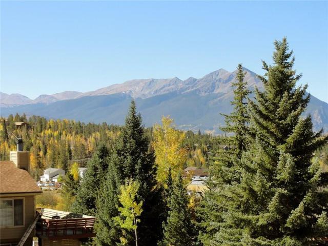 983 Straight Creek Drive 302R, Dillon, CO 80435 (MLS #S1011042) :: Colorado Real Estate Summit County, LLC