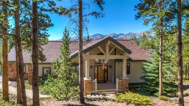 123 Juniata Circle, Breckenridge, CO 80424 (MLS #S1011044) :: Colorado Real Estate Summit County, LLC