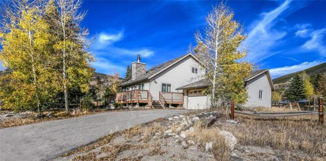 32 Canyon Trail, Dillon, CO 80435 (MLS #S1011067) :: Colorado Real Estate Summit County, LLC
