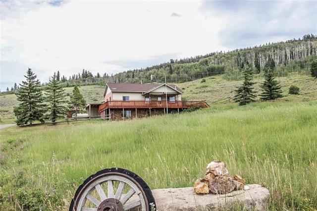 420 Gcr 132, Kremmling, CO 80459 (MLS #S1011069) :: Colorado Real Estate Summit County, LLC