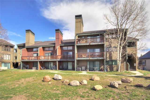 3619 Ryan Gulch Road #3619, Silverthorne, CO 80498 (MLS #S1011100) :: Resort Real Estate Experts