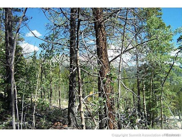 165 Spruce Street, Alma, CO 80420 (MLS #S1011111) :: Colorado Real Estate Summit County, LLC