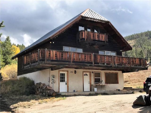 172 Fairview Boulevard, Breckenridge, CO 80424 (MLS #S1011151) :: Colorado Real Estate Summit County, LLC