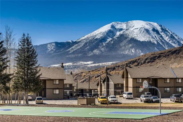 1263 Straight Creek Drive #205, Dillon, CO 80435 (MLS #S1011232) :: Colorado Real Estate Summit County, LLC