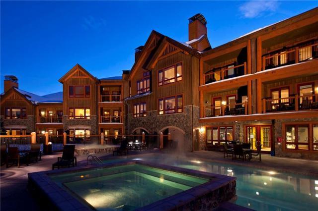 42 Snowflake Drive #406, Breckenridge, CO 80424 (MLS #S1011239) :: Resort Real Estate Experts