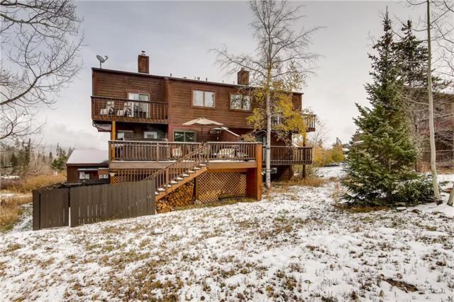 31 Buffalo Drive, Silverthorne, CO 80498 (MLS #S1011260) :: Colorado Real Estate Summit County, LLC