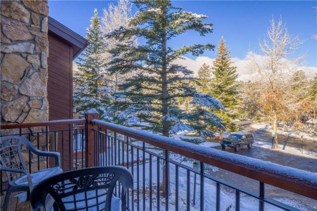 296 Broken Lance Dr. #6 #6, Breckenridge, CO 80424 (MLS #S1011275) :: Colorado Real Estate Summit County, LLC