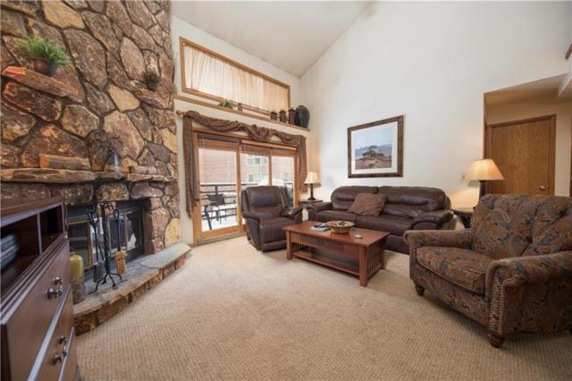 23034 Us Hwy 6 #406, Keystone, CO 80435 (MLS #S1011287) :: Colorado Real Estate Summit County, LLC