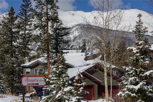 42 Spyglass Lane #42, Silverthorne, CO 80498 (MLS #S1011303) :: Colorado Real Estate Summit County, LLC