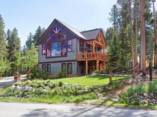 204 S Pine Street, Breckenridge, CO 80424 (MLS #S1011308) :: Colorado Real Estate Summit County, LLC