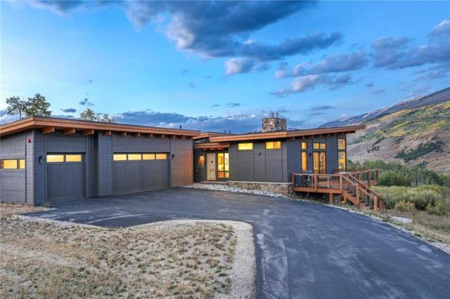 83 E Baron Way, Silverthorne, CO 80498 (MLS #S1011336) :: Colorado Real Estate Summit County, LLC