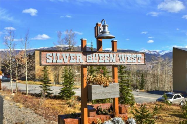 7137 Ryan Gulch Road #7137, Silverthorne, CO 80498 (MLS #S1011374) :: Colorado Real Estate Summit County, LLC