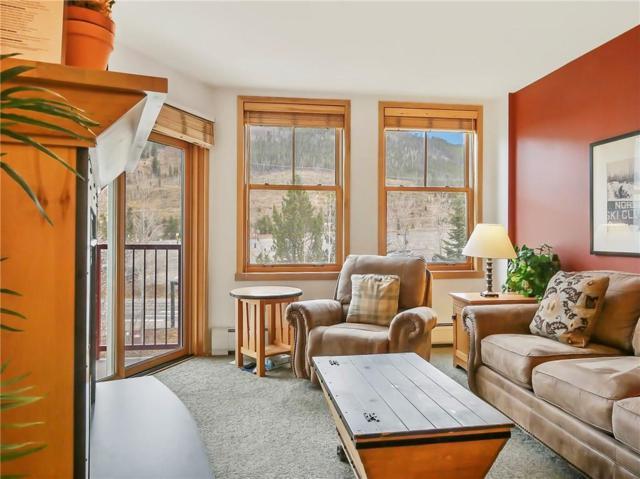 140 Ida Belle Drive #8222, Keystone, CO 80435 (MLS #S1011390) :: Colorado Real Estate Summit County, LLC