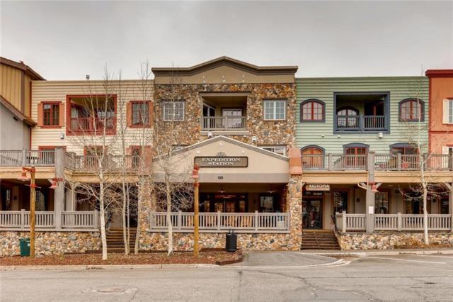 135 Dercum Drive #8642, Keystone, CO 80435 (MLS #S1011392) :: Colorado Real Estate Summit County, LLC